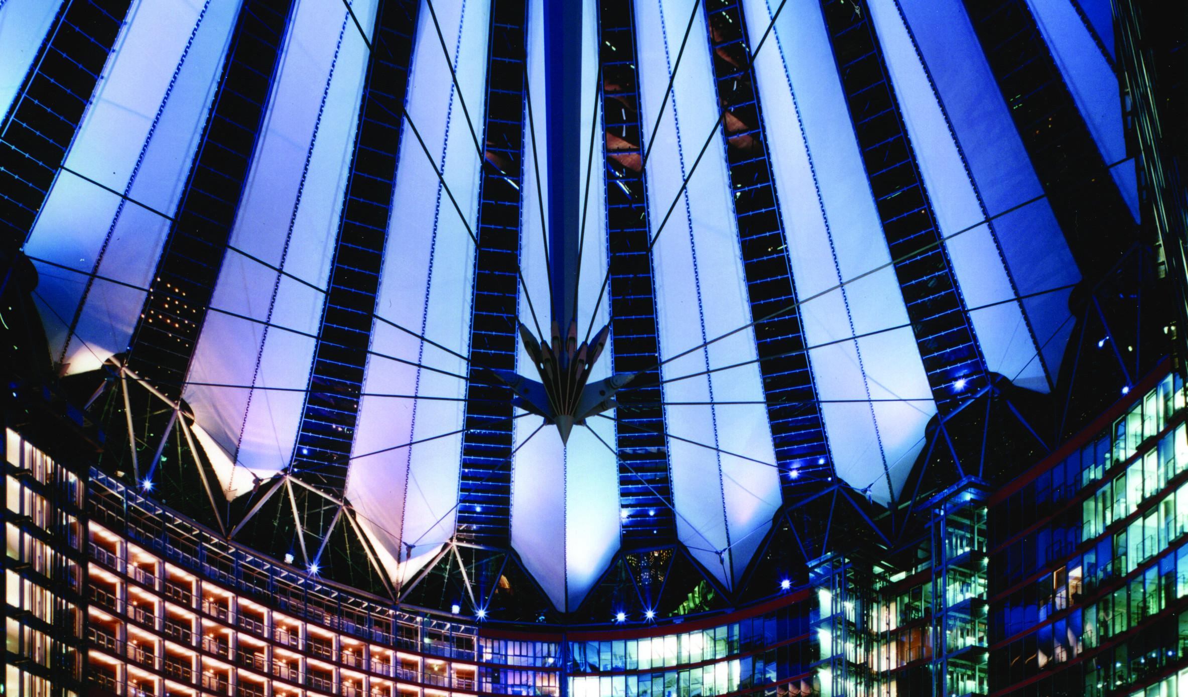 PTFE Tensile Architecture