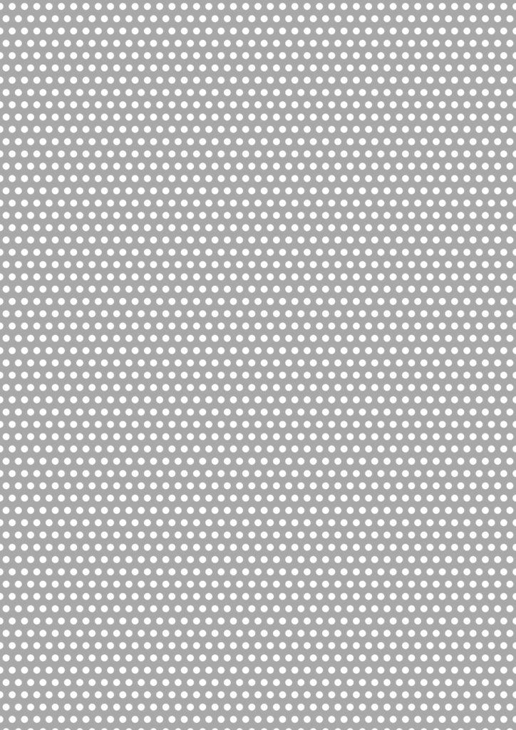 High Density, Negative Small Dot Printing