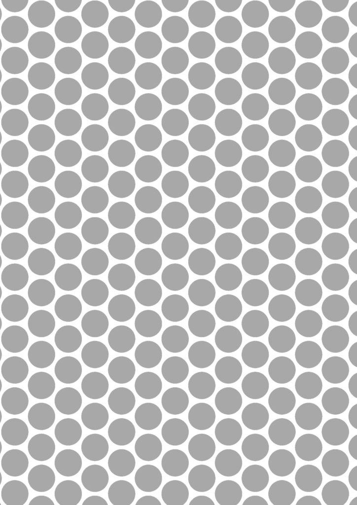 High Density Positive Dot Printing