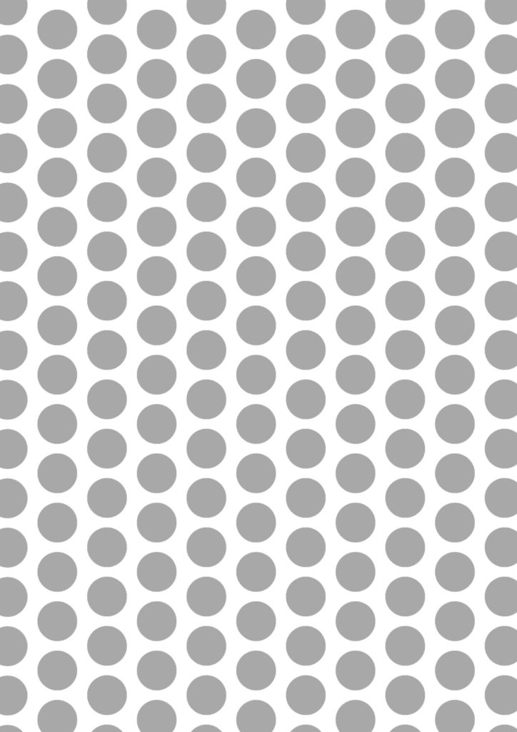 Medium Density Positive Dot Printing