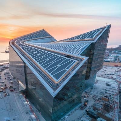 ETFE tensile architecture